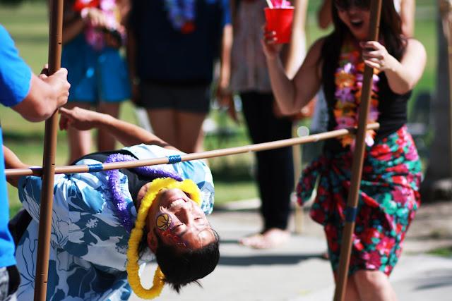 Xxx hawaiian limbo party
