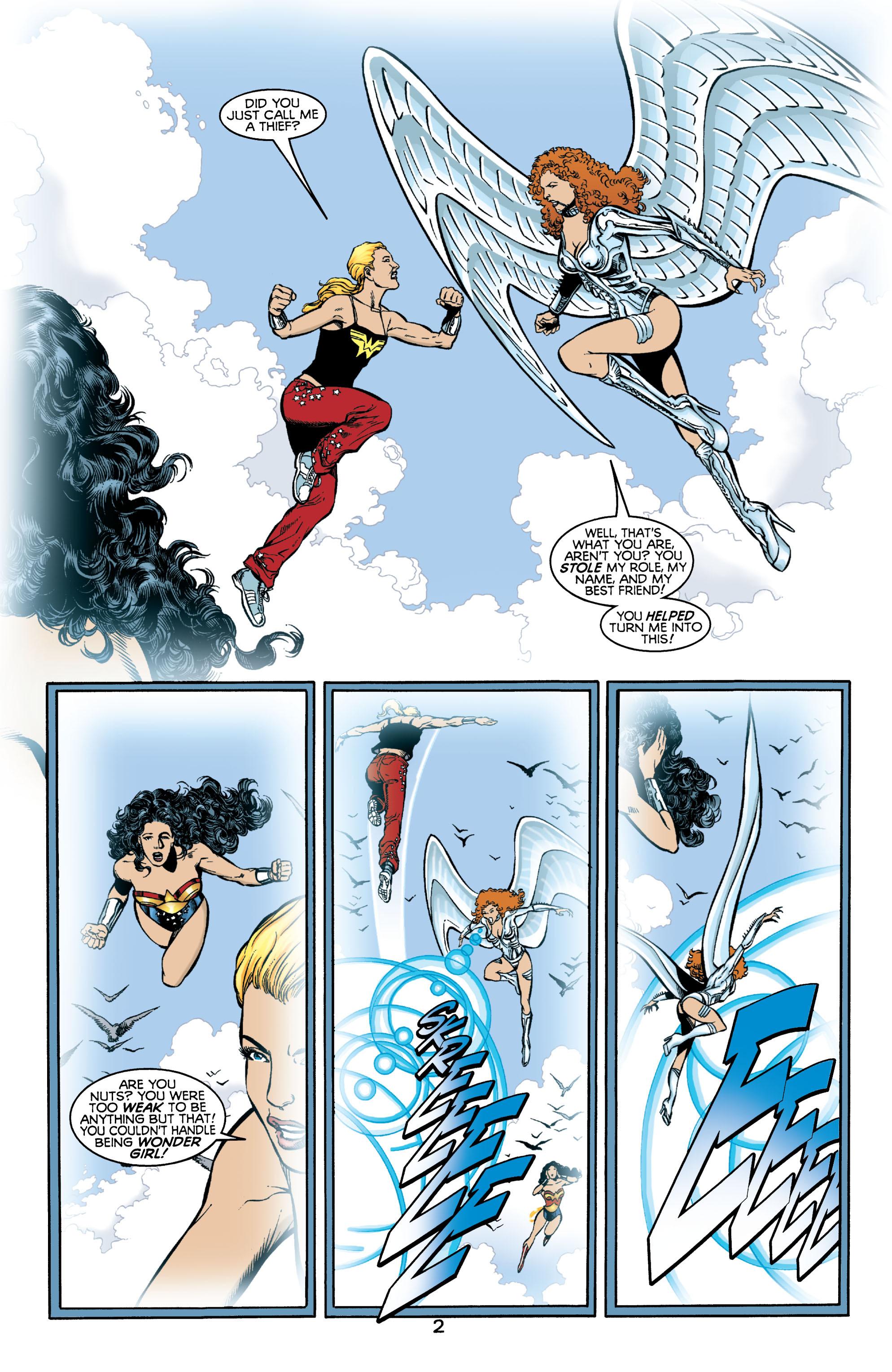 Read online Wonder Woman (1987) comic -  Issue #176 - 3