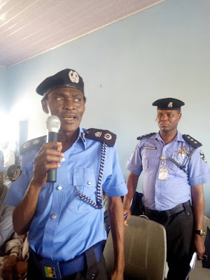 Katsina Police gets more armored personnel carriers & counter terrorism officers