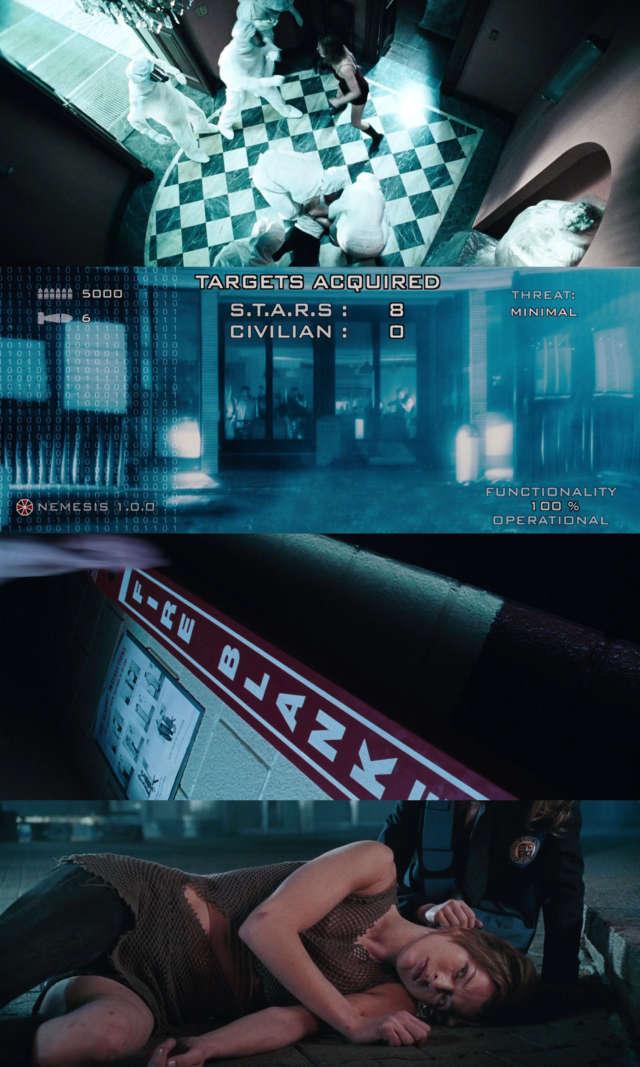 Resident Evil: Apocalipsis (2004) HD 1080p Latino