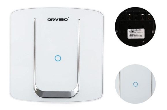 [Análisis] ORVIBO Smart Switch SW-T201ZB, el interruptor más inteligente que podrás encontrar