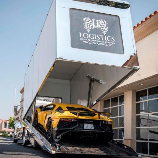 supercars Lamborghini chrom