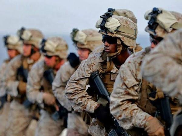 URGENTE: estados unidos planea enviar 5000 soldados a colombia.