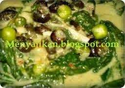 Gulai Siput Khas Tanjung Pinang