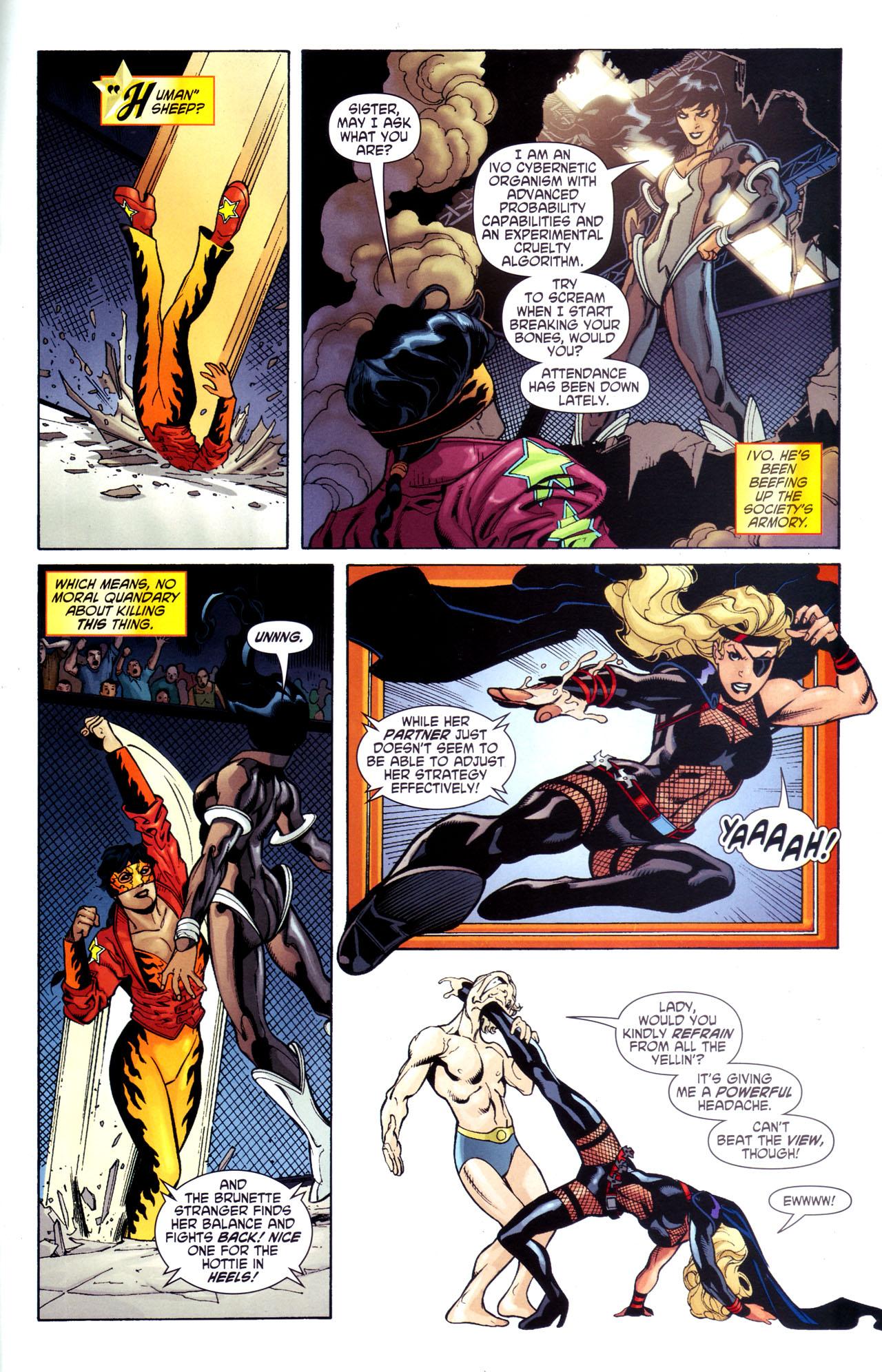 Read online Wonder Woman (2006) comic -  Issue #34 - 20