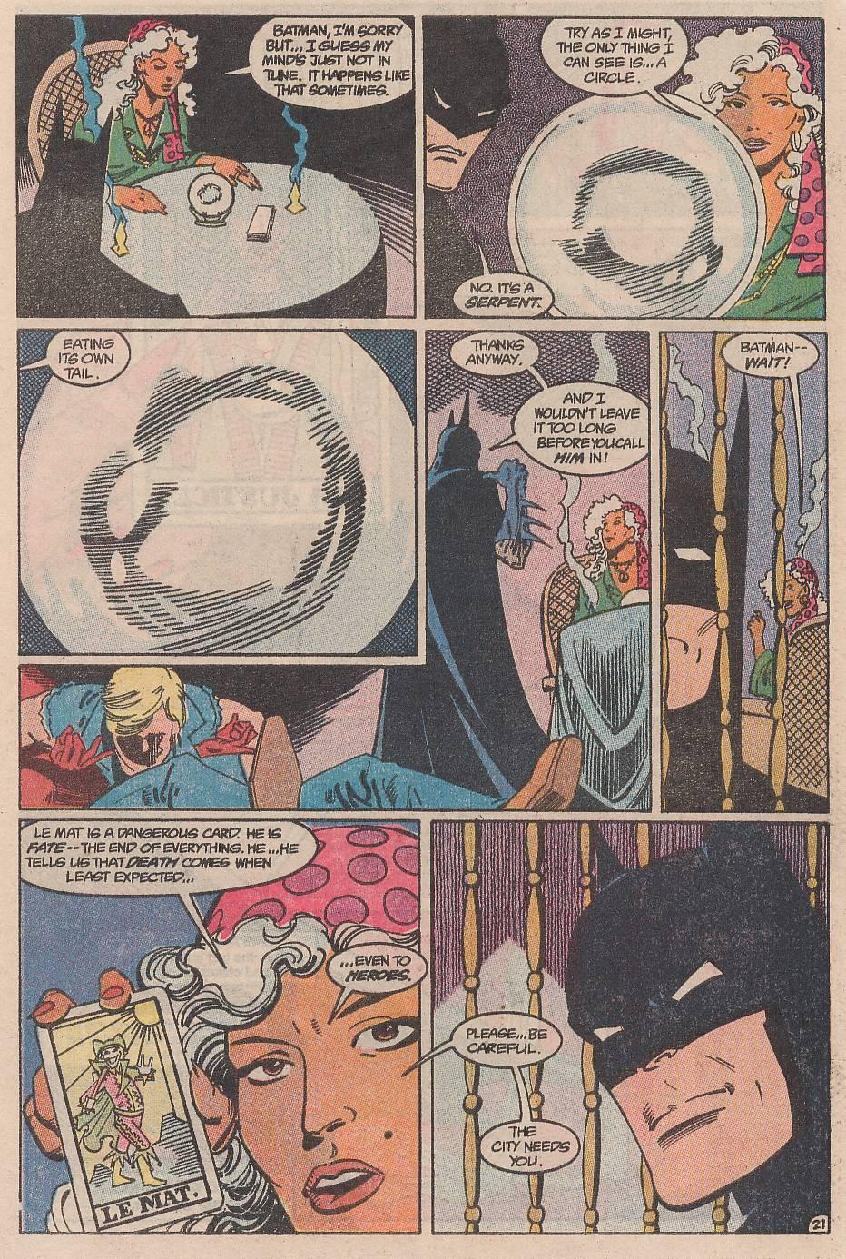 Detective Comics (1937) 617 Page 20