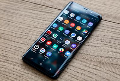 Cara Screenshot layar Samsung Galaxy S10 untuk mendapatkan tangkap layar