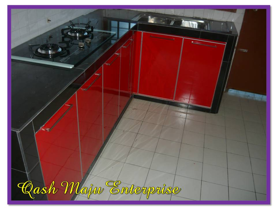 Kabinet Dapur Desainrumahid Rahsia Hatiku Kitchen Cabinet Mana Satu Pilihan Hati