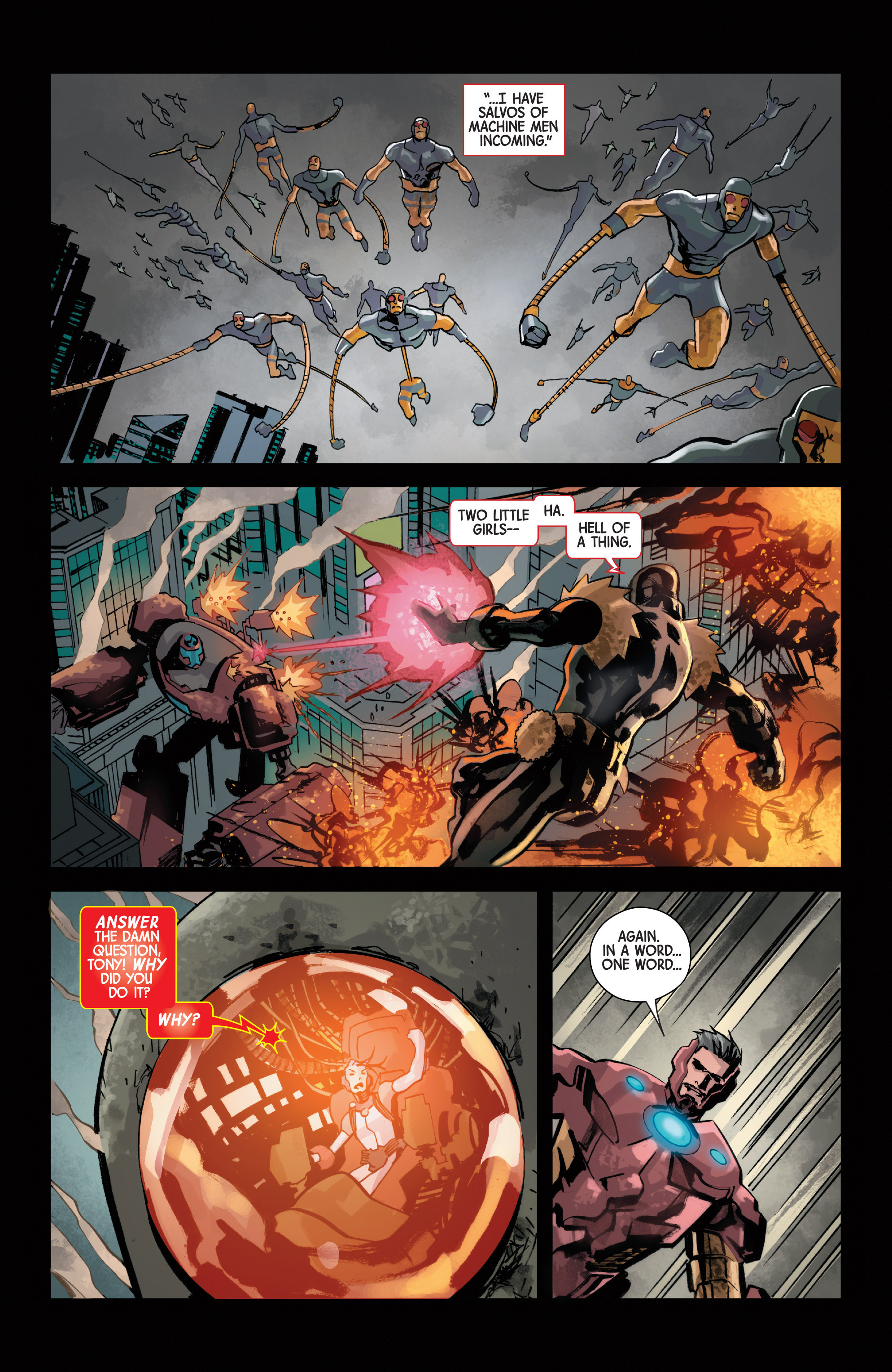 Read online Armor Wars comic -  Issue #5 - 7