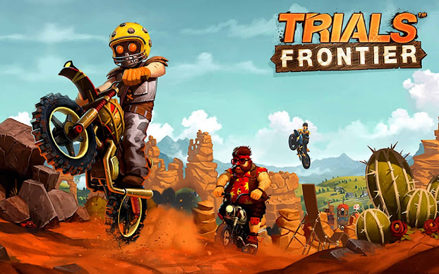 Trials Frontier v5.5.0 Android Apk Mod Download