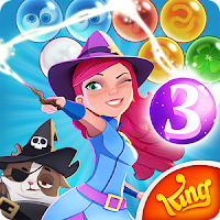 Download Game Bubble Witch Saga 3 APK Android
