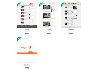 Бесплатные темы WordPress MyThemeShop
