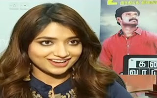 EXCLUSIVE | I have a dream to act with Dhanush, He is Just Amazing – Jiya Shankar | Thanthi Tv