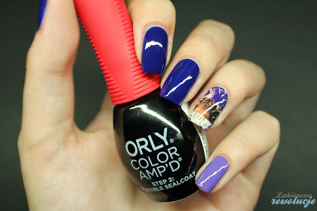 ORLY Color Blast, Anastazja.net