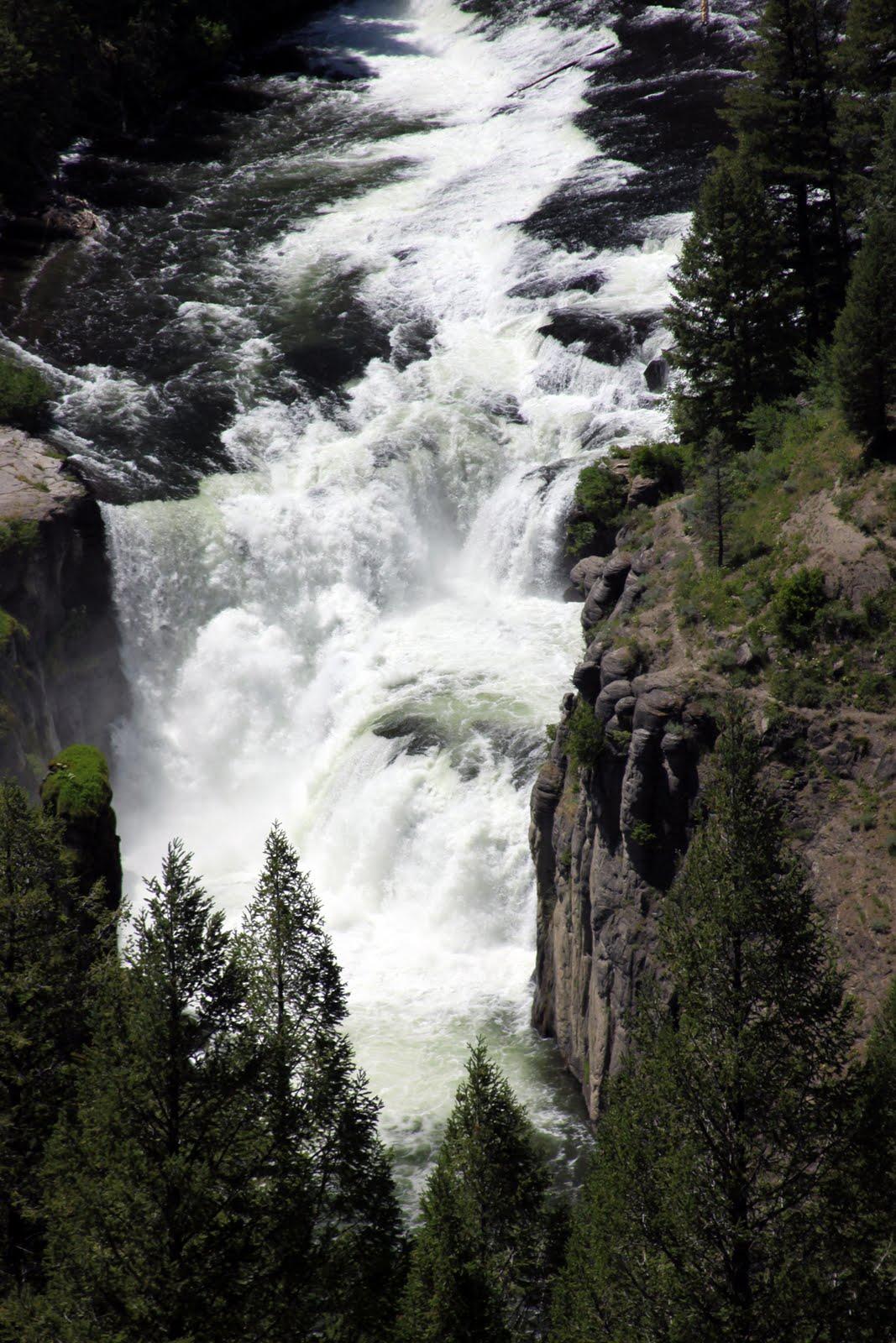 Forever Lois Lower Mesa Falls