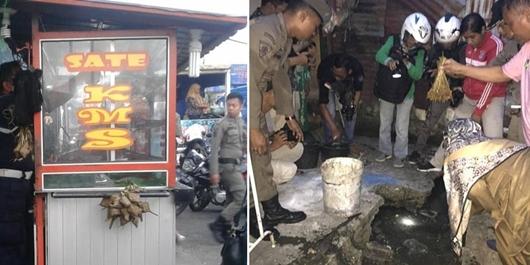 Sate KMS Diduga Berbahan Daging Babi Ditemukan, DPRD Kota Padang Mengutuk Keras