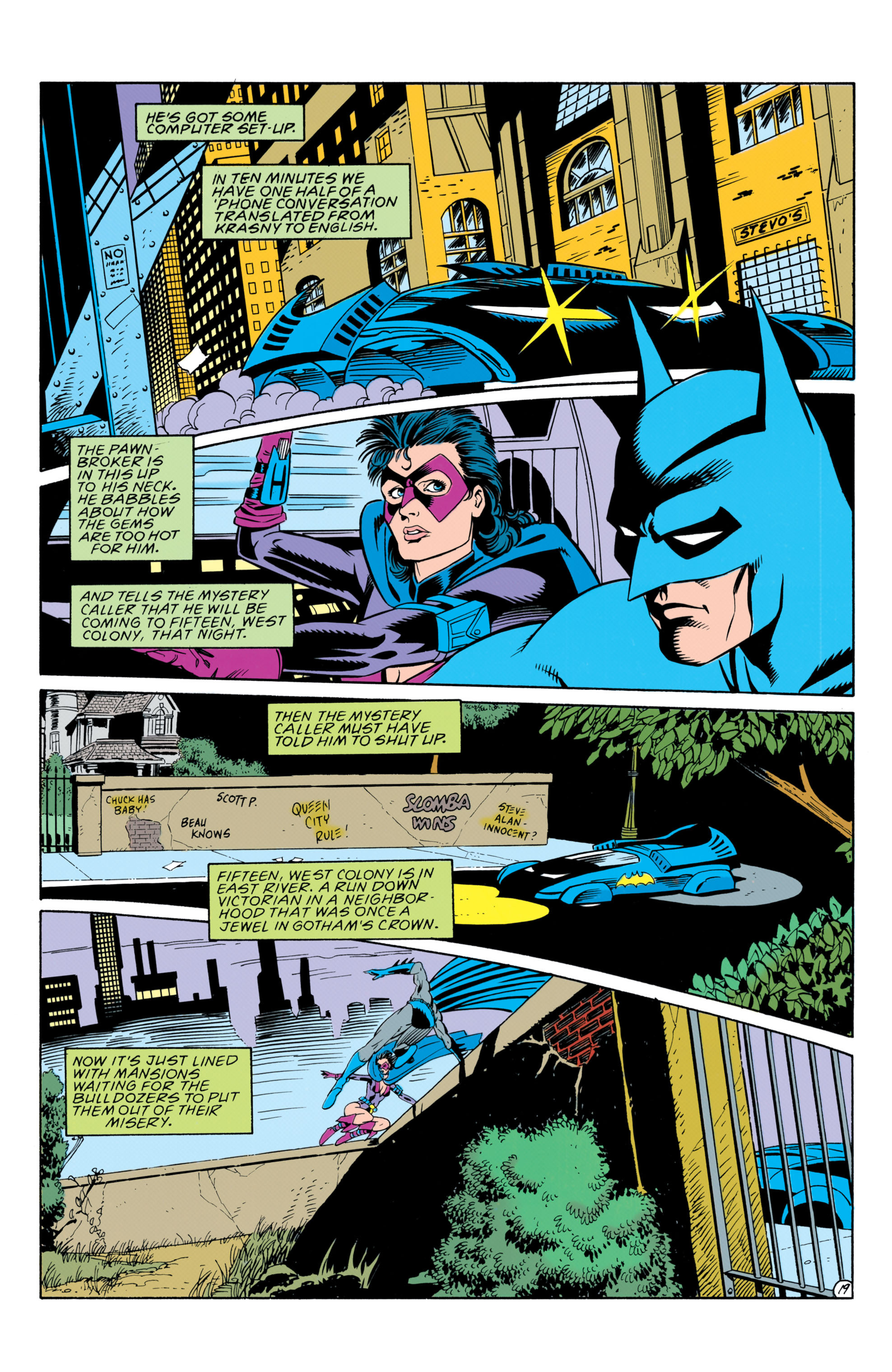 Detective Comics (1937) 652 Page 19