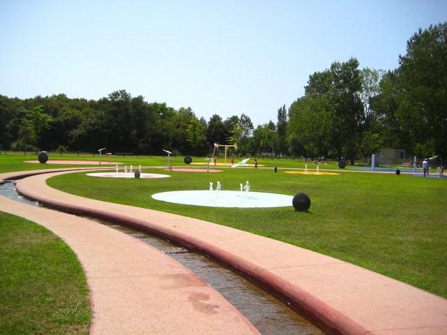 Parque acuático O Castelinho, Vilanova de Cerveira