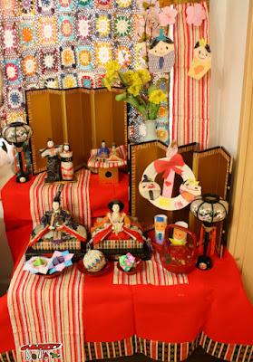 雛人形の飾り方