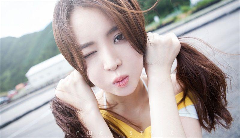 Abg Montok Foto Wiwid Gunawan Majalah Popular: FHOTO CEWEK TELANJANG: Beautiful Korean Model, Im Ji Hye