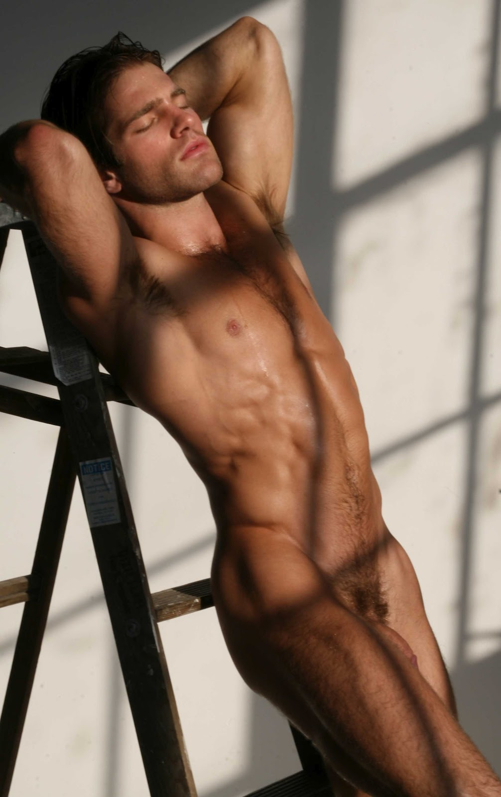 Hot uk male model third load