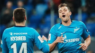 «Зенит» — первый клуб, пропустивший 250 мячей от «Спартака»