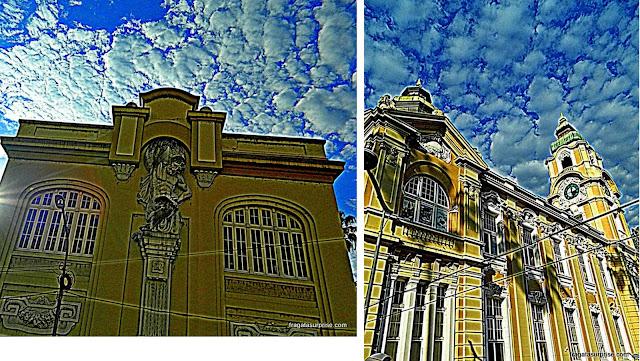 Casarões do Centro Histórico de Porto Alegre