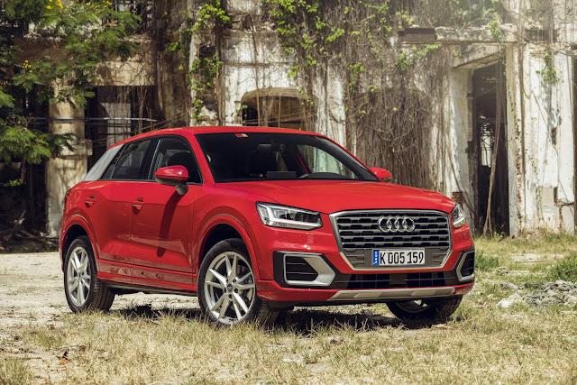 Novo Audi Q2: fotos, informações e preço - Argentina