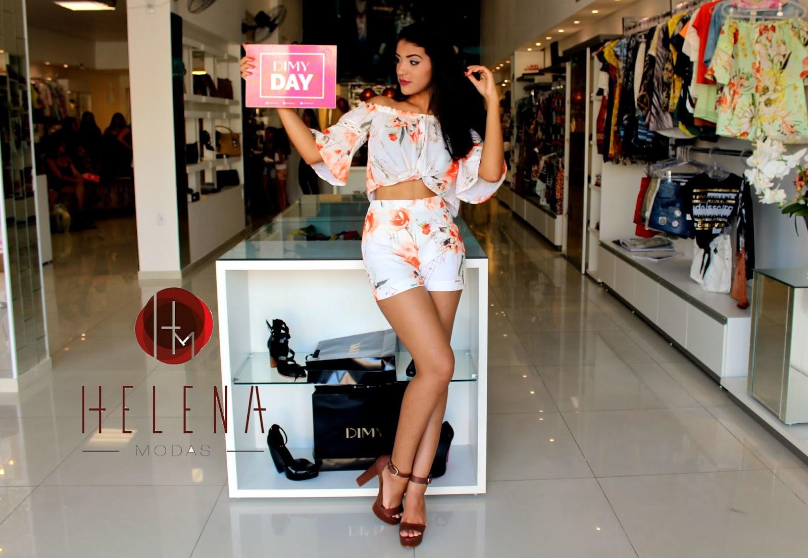 652a8fcb8 A cada trimestre, a empresária da moda Helena Martins convida seus clientes  para assistir ao desfile de alguma marca famosa da loja. Na tarde deste  sábado, ...