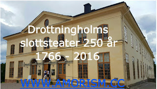 Image of Drottningholms slottsteater 250 year jubilee 2016