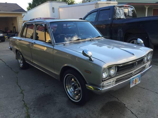 True JDM, 1972 Nissan Skyline GL   Auto Restorationice  1972 Nissan Skyline Jdm