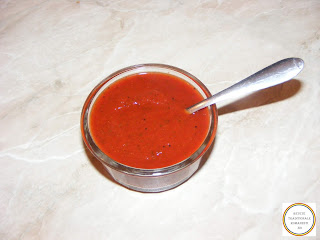 Ketchup de casa reteta,