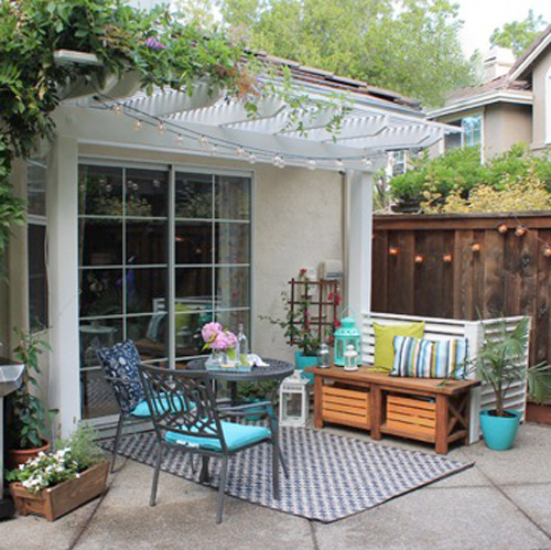 Outdoor furniture and decor ideas