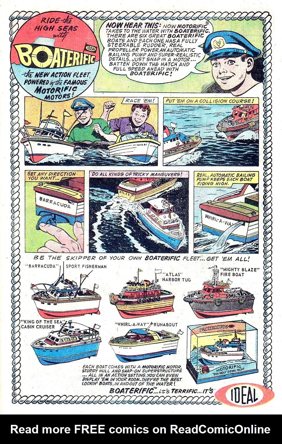 Read online World's Finest Comics comic -  Issue #166 - 23