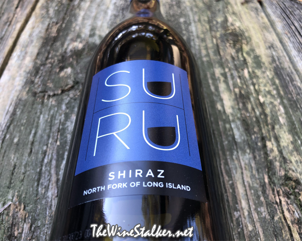 The Wine Stalker Wine Review: Suhru Shiraz 2013
