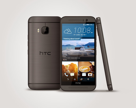 [MWC 2015] HTC unveils the HTC One M9 | Android Bugle
