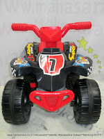 Royal RY818 ATV Ghost Rider Motor Mainan Aki