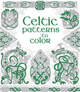 Usborne Review Celtic Mandalas Coloring Books