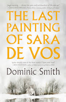 Book cover image of The last painting of Sara de Vos