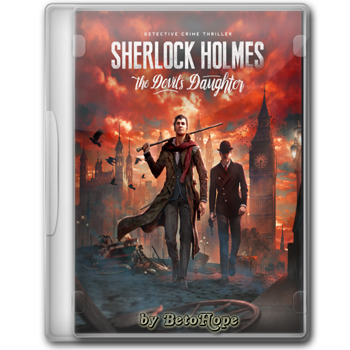 Sherlock Holmes The Devils Daughter Full Español