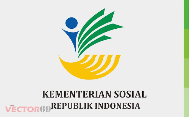Logo Kementerian Sosial (Kemensos) Indonesia - Download Vector File CDR (CorelDraw)
