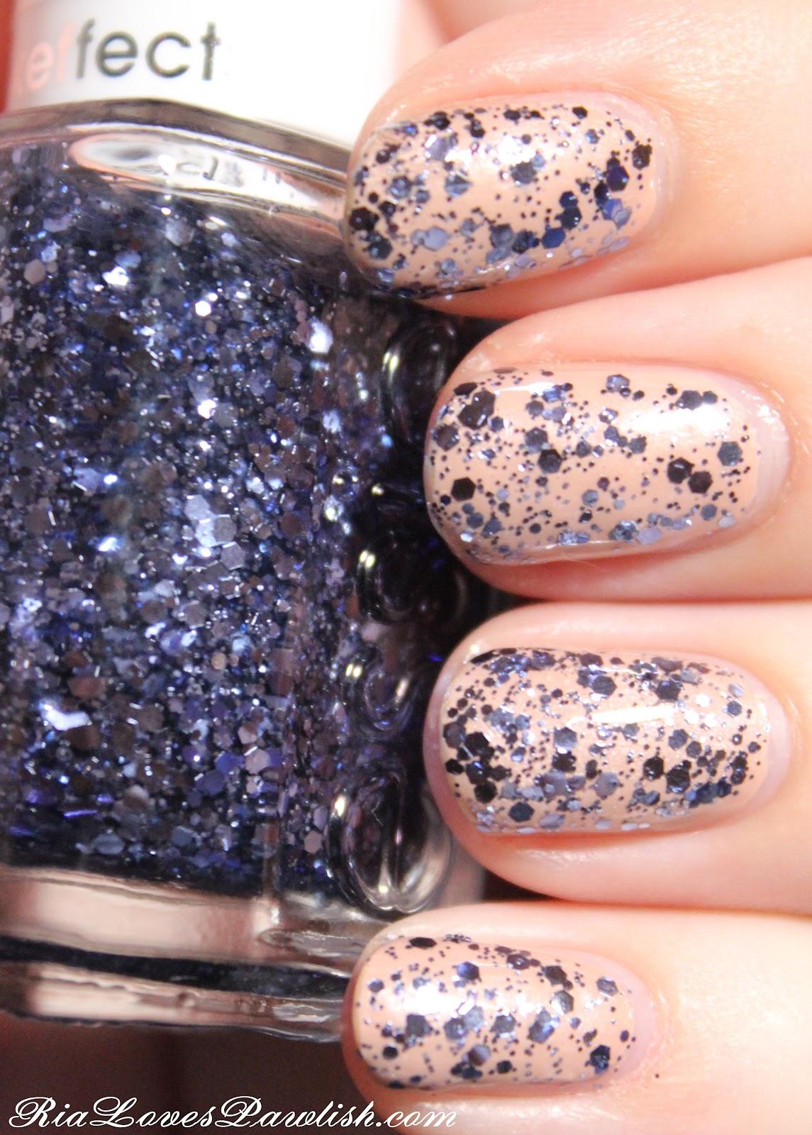 Ria Loves Pawlish: Essie Luxeffects Stroke Of Brilliance