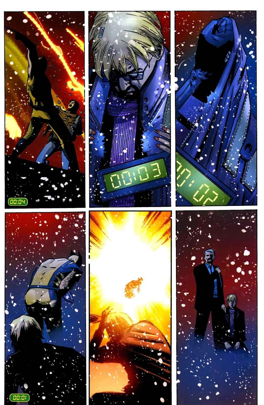Read online Wolverine (2003) comic -  Issue #49 - 34