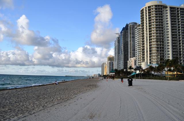 North Beach em Miami