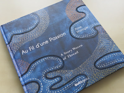 Au fil d'une passion, livre de Anne Woringer
