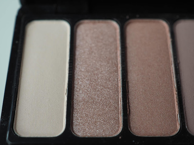 E.L.F  Nude Rose Gold Eyeshadow Palette