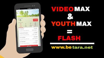 Cara Ubah Paket Videomax dan Youtmax Menjadi Kuota Flash 24 jam