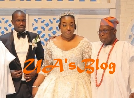 Obasanjo's Son Who Wedded Against Mother's Counsel With Lotto Billionaire's Daughter Marriage Crashes In Less Than 6 Months