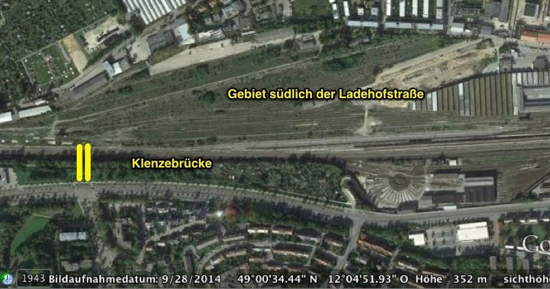 Kirchmeierstraße Regensburg