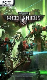 Warhammer 40.000 Mechanicus - Warhammer 40000 Mechanicus-CODEX